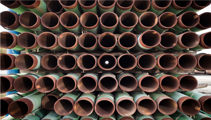Secondary Drill Pipes